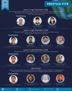 Selamat untuk Tim Dosen dan Mahasiswa Teknik Geodesi dan Geomatika, atas Prestasi yang Membanggakan